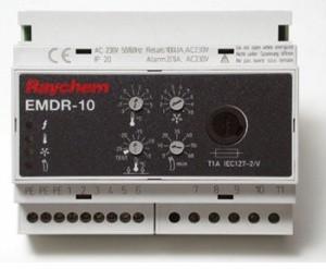 Устройство управления системой обогрева кровли и водостоков Raychem EMDR-10