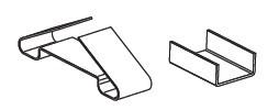 Зажим крепежный СР.2-100 Ц (упак. 30шт.)