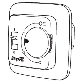 Терморегулятор ТР 140 белый (SI)