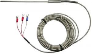Термометр сопротивления ТС- 1388/5/Pt100/-50..+200C/50мм/6/1500мм/КММ СЭ/В/N3