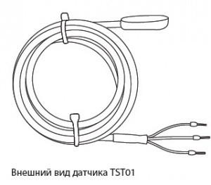 Датчик температуры TST01-0,3-С (-55 до +125)