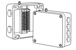Коробка соединительная УСК 25.М40