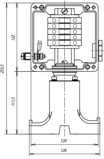 Коробка соединительная УСК 12.Н