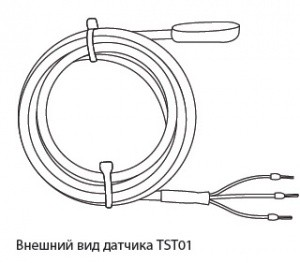 Датчик температуры TST01-0,3-П (-55 до +60)