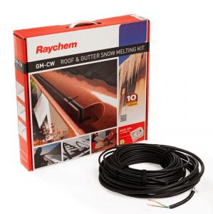 Секция греющего двужильного кабеля постоянной мощности Raychem GM-2CW-80M