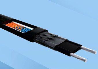 Кабель нагревательный   TSD-25P