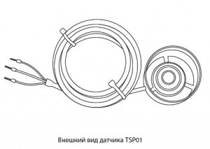 Датчик осадков TSP01-20,0