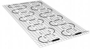 Нагревательный мат МНТ2-1280-4,0